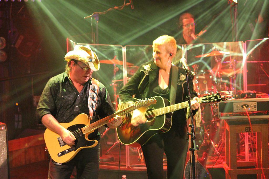 Billy Bob's Paris with Martha