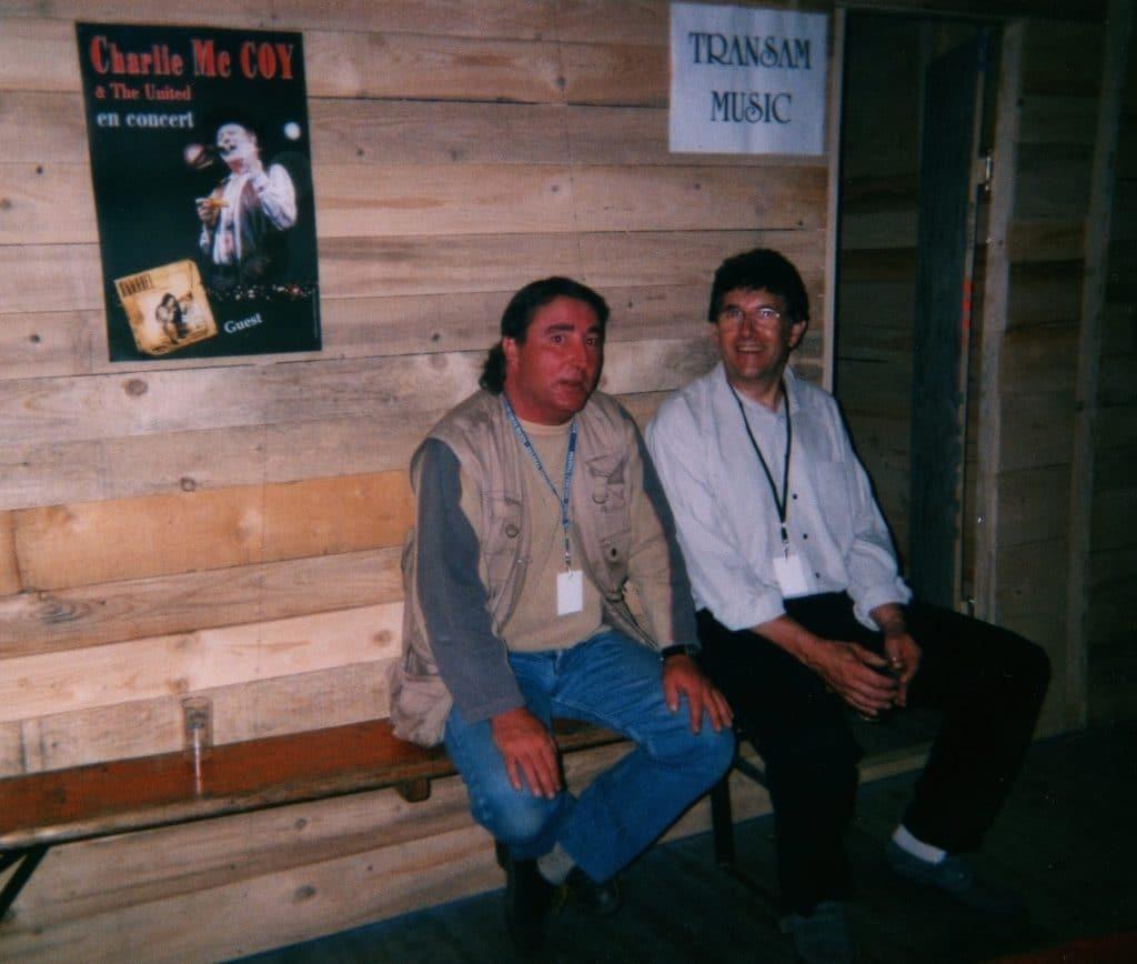 Lionel and Jean-Yves Lozac'h