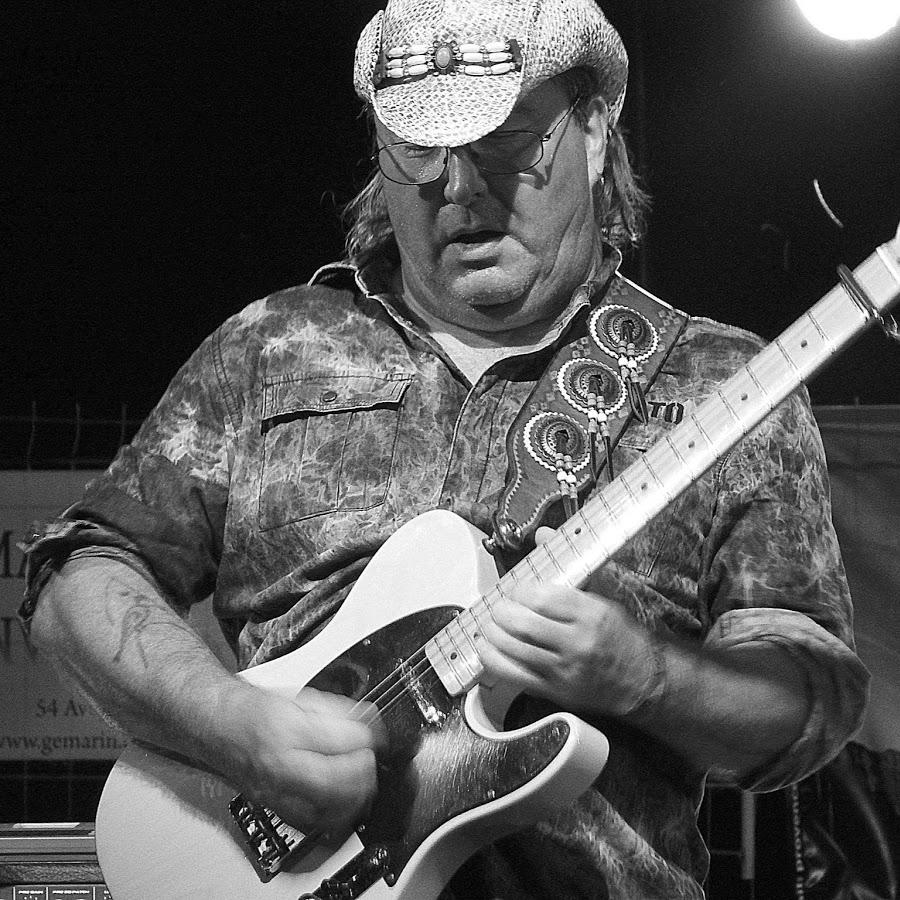 Lionel Duhaupas guitar and pedal steel player
